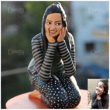 3D Miniature Dolls
