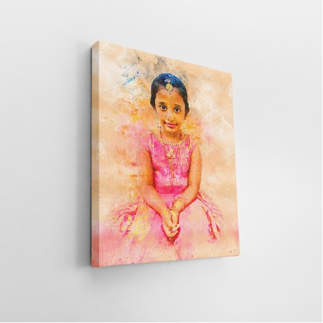 Personalized Canvaso Effect