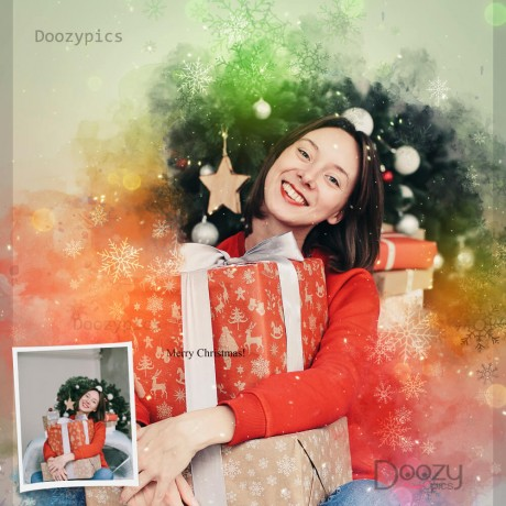 Personalized Christmas 2 Effect