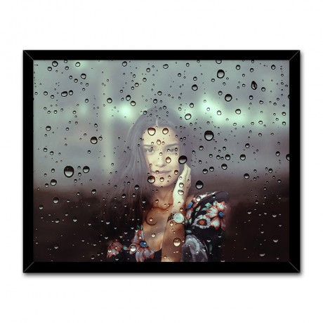 Personalized Rainy Day Effect