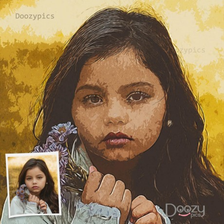 Personalized Soimpressionist Effect