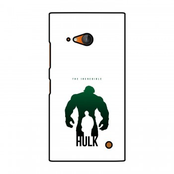 The Incredible Hulk Printed Nokia Mobile Case