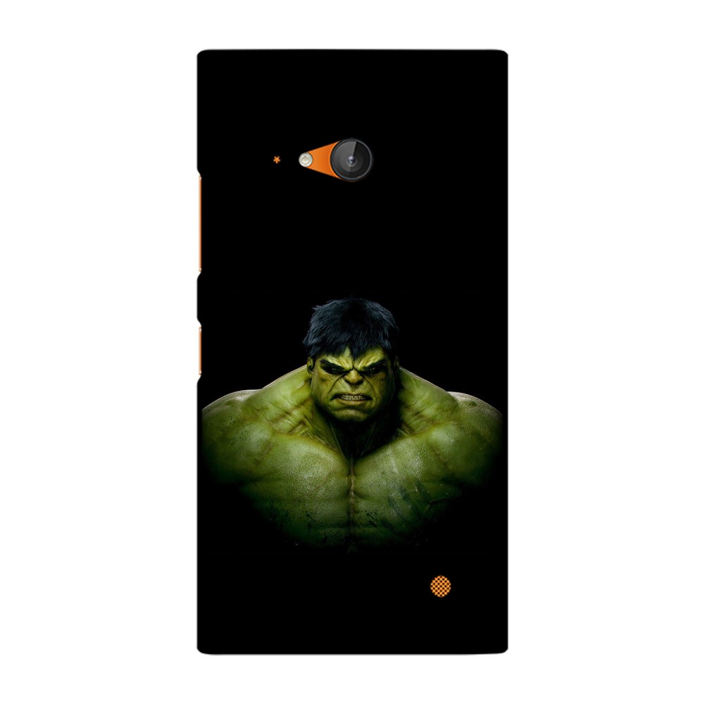 The Hulk Printed Nokia Mobile Case