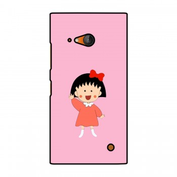 Little Girl Printed Nokia Mobile Case