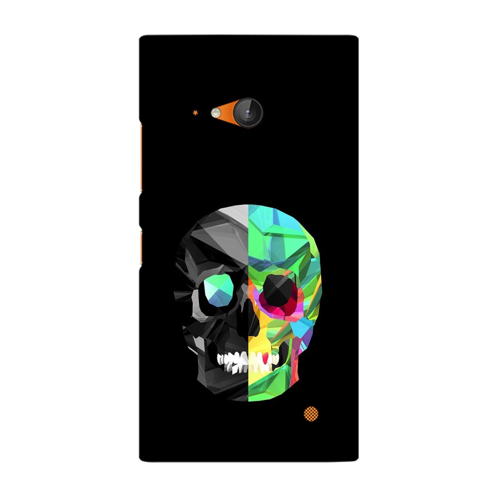 Skull Printed Nokia Mobile Case
