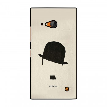Charlie Chaplin Printed Nokia Mobile Case