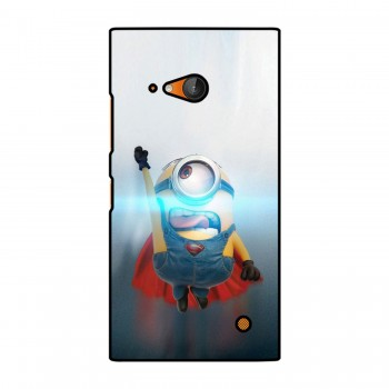 Flying Minion Printed Nokia Mobile Case