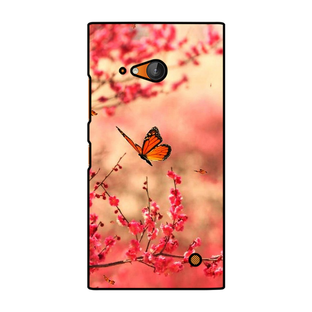 Butterfly Printed Nokia Mobile Case