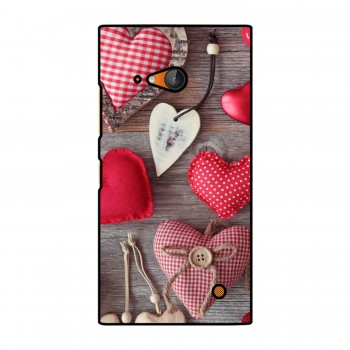 Hearts Printed Nokia Mobile Case