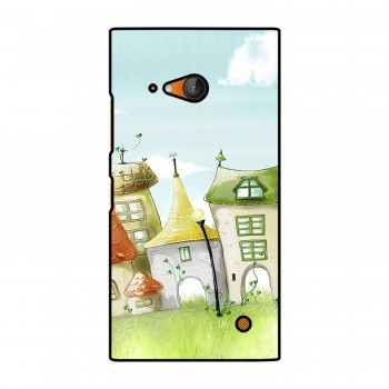 Animated Homes Printed Nokia Mobile Case