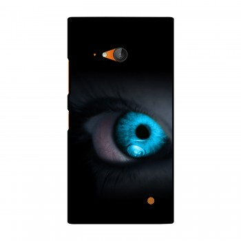 Blue Eye Printed Nokia Mobile Case