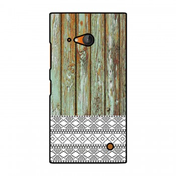 Wooden Pattern Printed Nokia Mobile Case