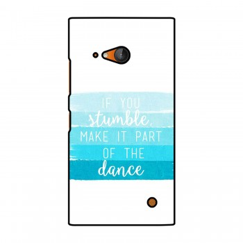 If You Stumble Printed Nokia Mobile Case