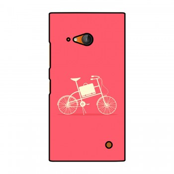 Vintage Bicycle Printed Nokia Mobile Case