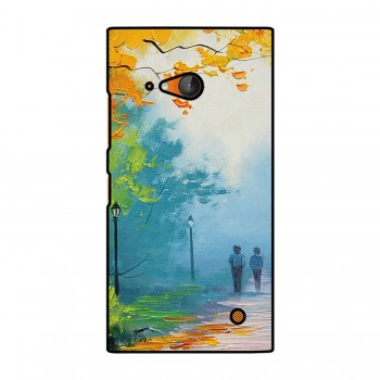 Nature Painting Printed Nokia Mobile Case