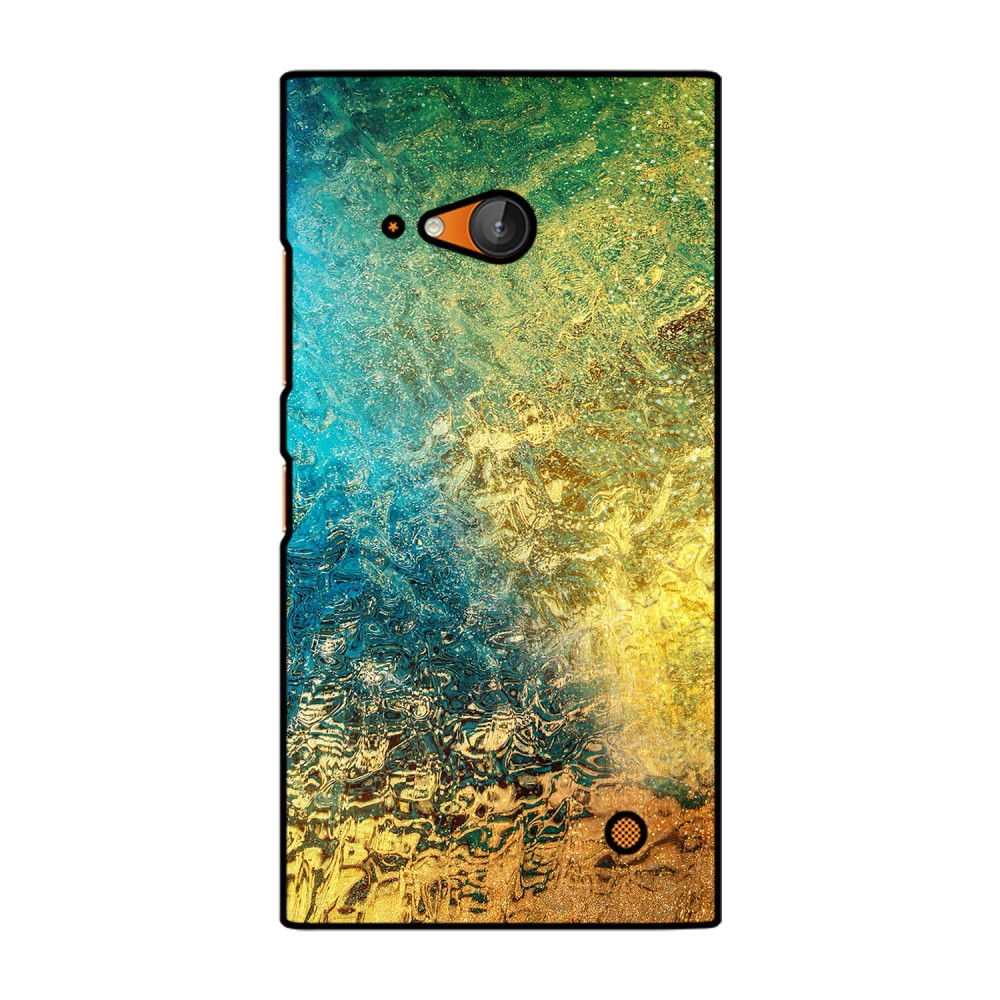 Color Water Printed Nokia Mobile Case