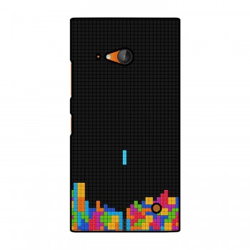 Tetris Game Printed Nokia Mobile Case