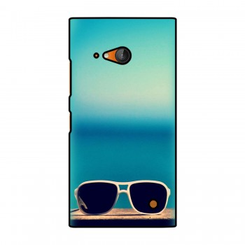 Black Goggles Printed Nokia Mobile Case