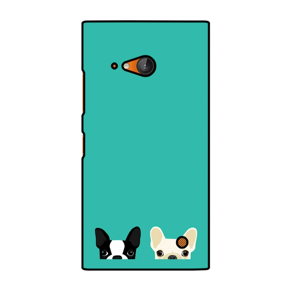 Two Dogs Printed Nokia Mobile Case