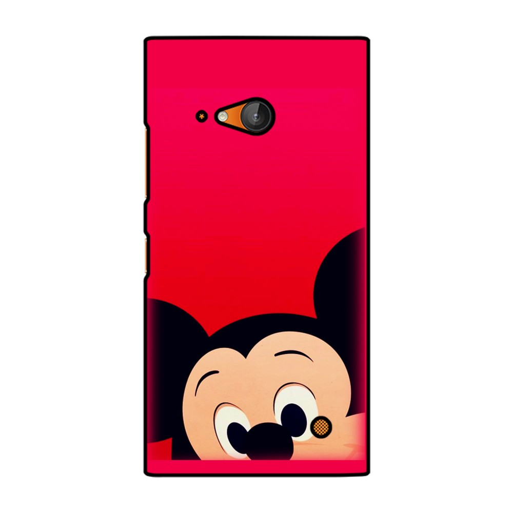 Mickey Mouse Printed Nokia Mobile Case