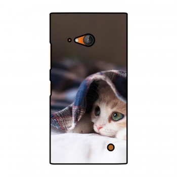 Cat Printed Nokia Mobile Case