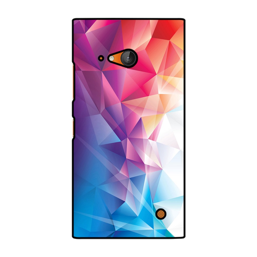 Gradient Pattern Printed Nokia Mobile Case