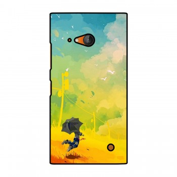 Nature Painted Printed Nokia Mobile Case