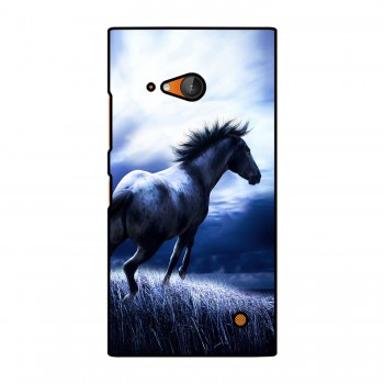 Horse Printed Nokia Mobile Case