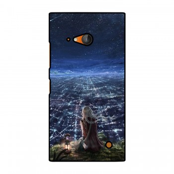 City Night Printed Nokia Mobile Case