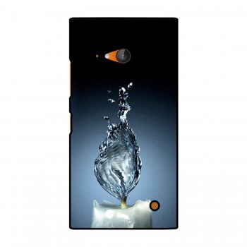 Water Candle Printed Nokia Mobile Case