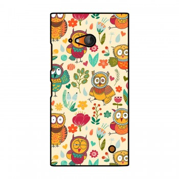 Owls Printed Nokia Mobile Case