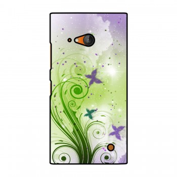 Butterflies Printed Nokia Mobile Case