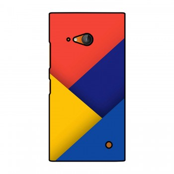 Colored Pattern Printed Nokia Mobile Case