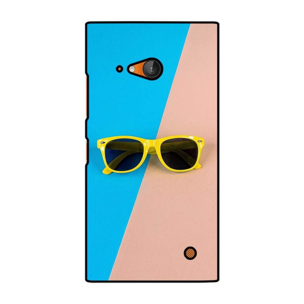 Yellow Spectacles Printed Nokia Mobile Case