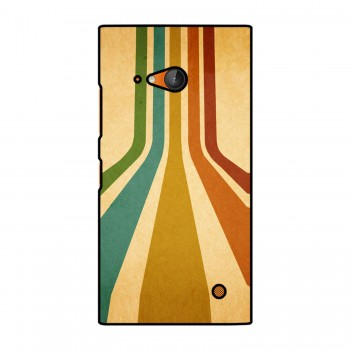 Colorful Path Printed Nokia Mobile Case