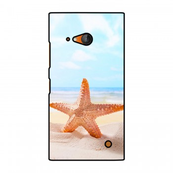 Star Fish Printed Nokia Mobile Case
