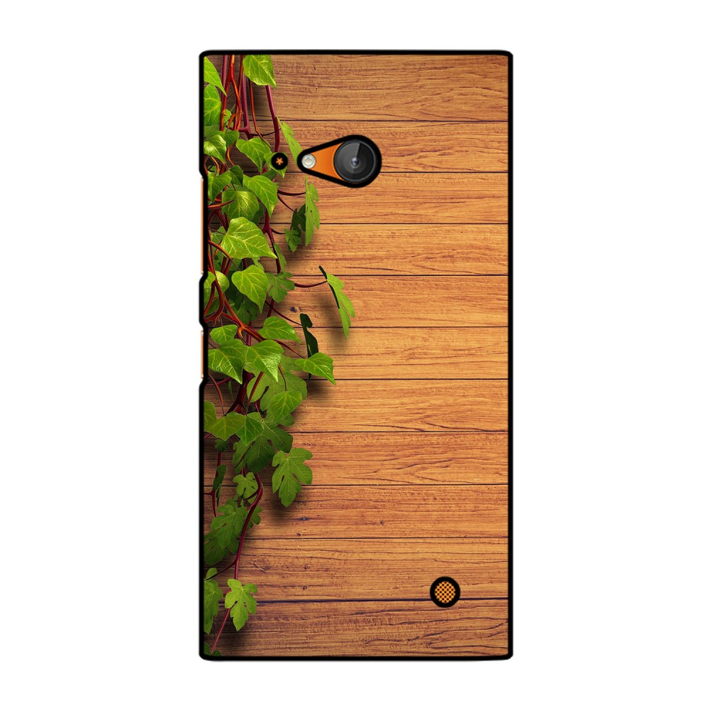Leaves On Board Printed Nokia Mobile Case