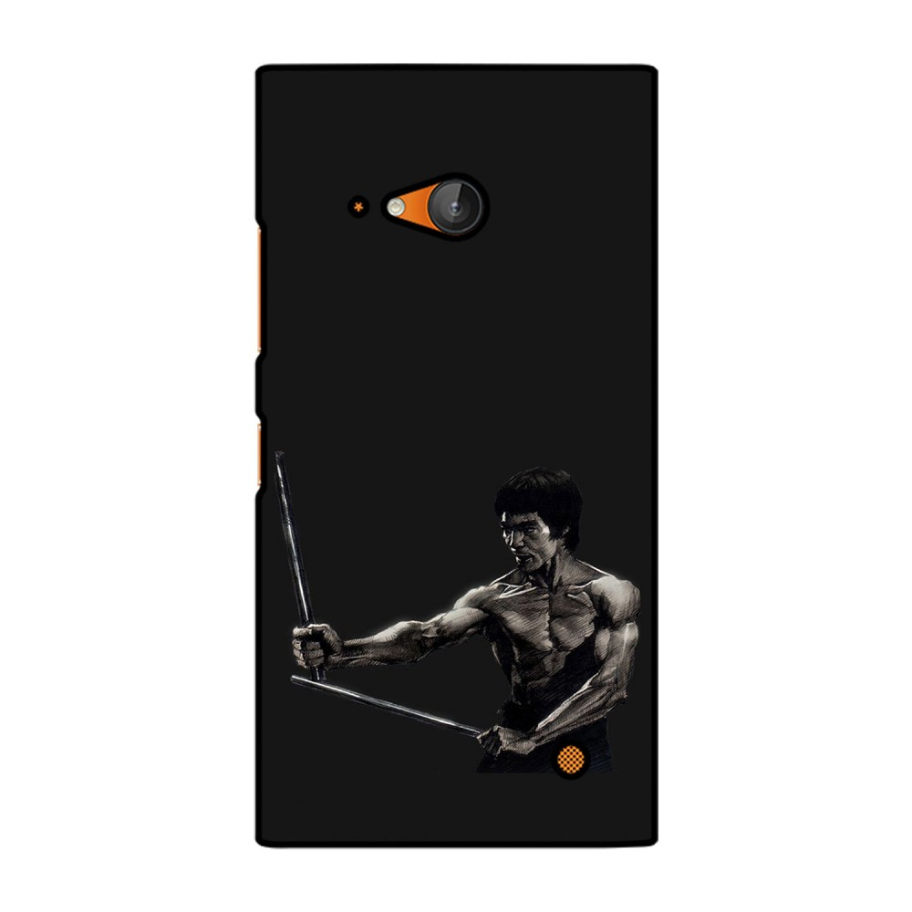 Bruce Lee Printed Nokia Mobile Case