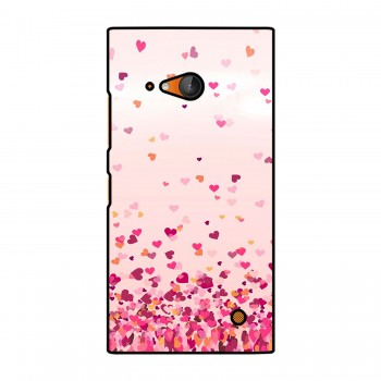 Flying Hearts Printed Nokia Mobile Case