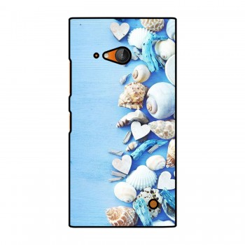 Ocean Shells Printed Nokia Mobile Case
