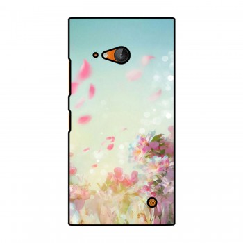 Flower Petals Printed Nokia Mobile Case
