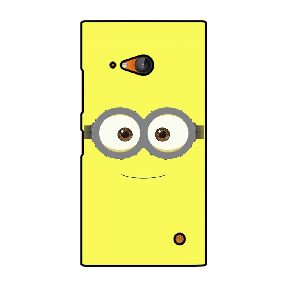 Minion Eyes Printed Nokia Mobile Case
