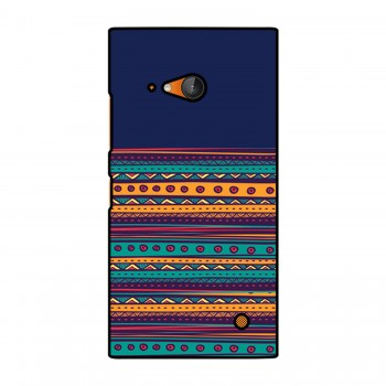 Horizontal Lines Colorful Pattern Nokia Mobile Case