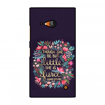 Shakespeare Quote Printed Nokia Mobile Case
