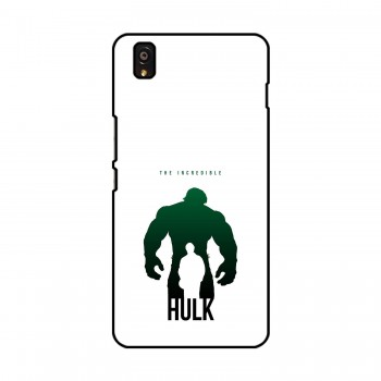 The Incredible Hulk Printed OnePlus Mobile Case