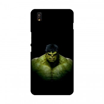 The Hulk Printed OnePlus Mobile Case