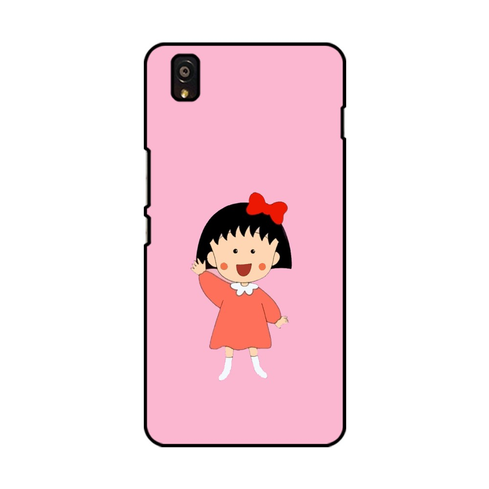 Little Girl Printed OnePlus Mobile Case