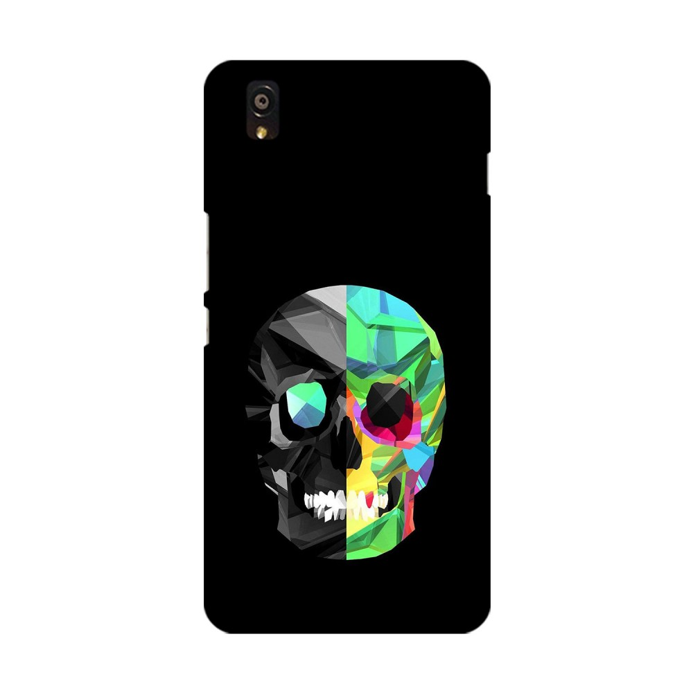 Skull Printed OnePlus Mobile Case