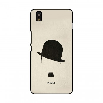Charlie Chaplin Printed OnePlus Mobile Case