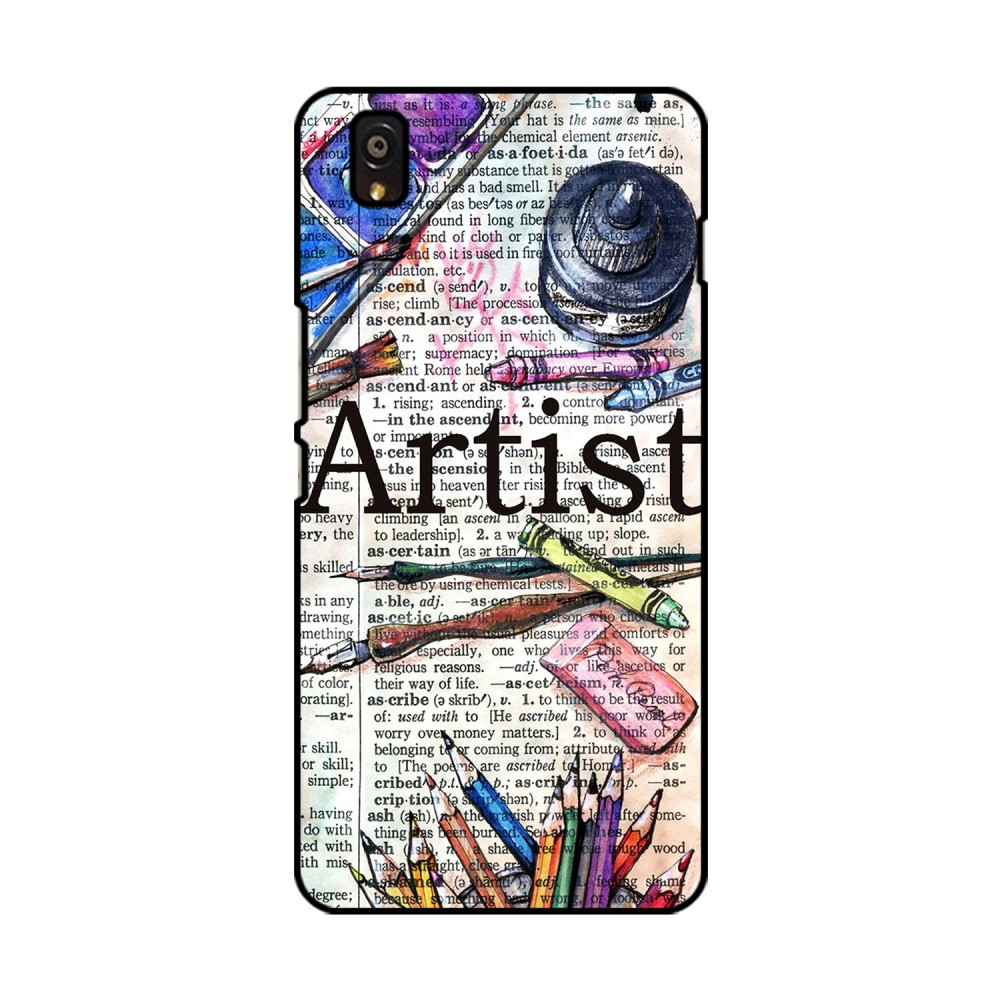 Artist Printed OnePlus Mobile Case